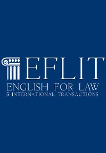 EFLIT - English For Law